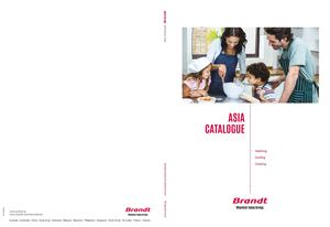 Brandt Catalogue 2017