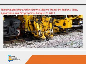 Tamping Machine Market