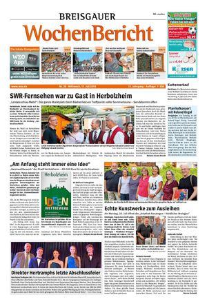 Breisgauer Wochenbericht