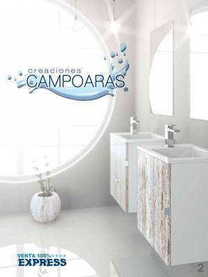 Campoaras Baja Folleto 2018