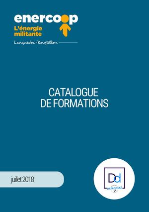 Catalogue Formations Elr 2018