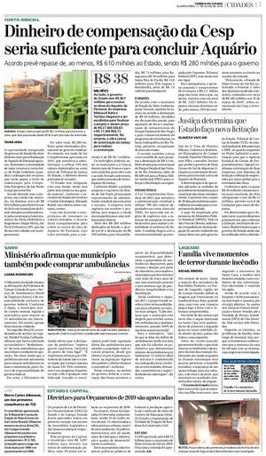 Correio Do Estado 1