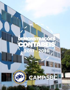 Demonstrativo Contábil 2018 - CAMP SBC