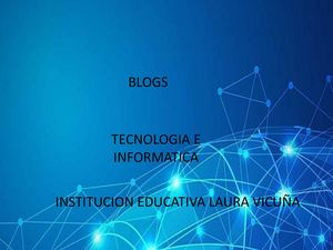 Blogs Santiago Alvarado