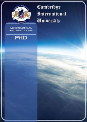 Doctor of Philosophy in Aeronautical and Space Law, Ph.D.