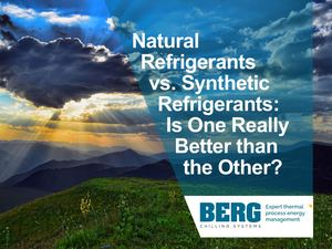 Natural Refrigerants vs Synthetic Refrigerants: Is one really better?