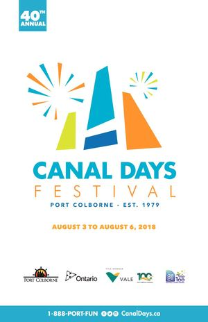 40th Annual Canal Days Program