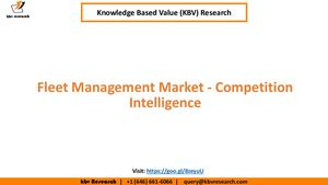 Fleet Management Market Competition Intelligence