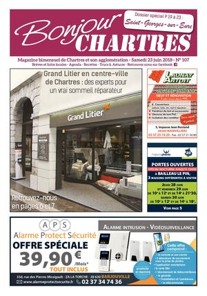 Bonjour Chartres n° 107