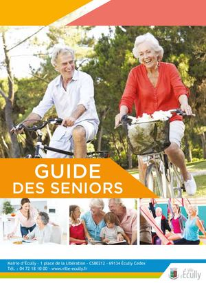 Ecully Guide Seniors 2017