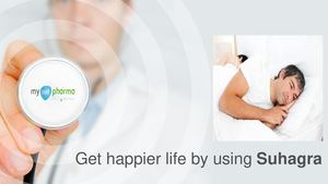 Get happier life by using Suhagra