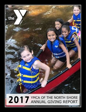YMCA of the North Shore 2017 Annual Report