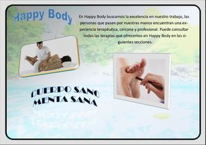 Catalogo Happy Body