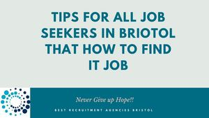Job Seekers in Bristol