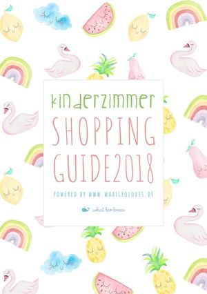Kinderzimmer Shopping Guide 2018__