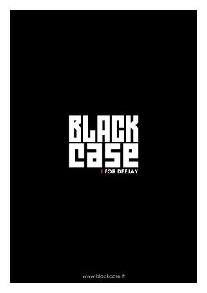 Catalogue Black Case Dj