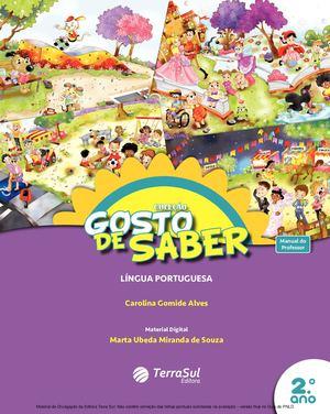 5c1eec62b6 Calaméo - Coleção Gosto de Saber - Língua Portuguesa - Volume 2º ano ...