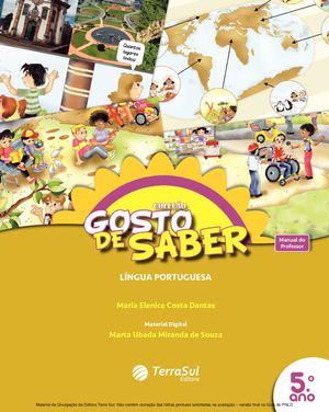 d0789f3d1 Calaméo - Coleção Gosto de Saber - Língua Portuguesa - Volume 5º ano ...