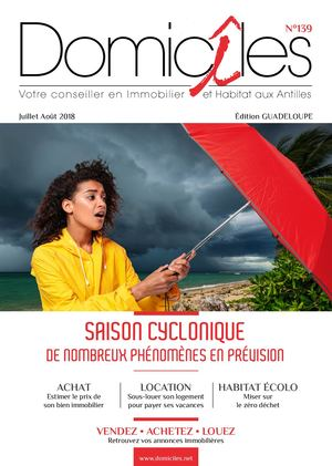 DOMICILES GUADELOUPE N°139