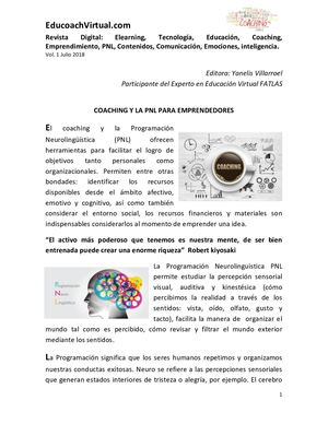Revista Educoach Virtual Com Fatlas