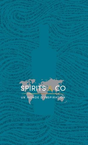 Catalogue Spirits&Co