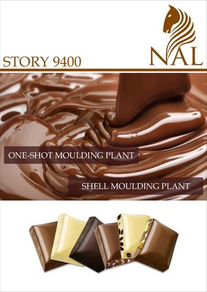 Story 9400 Chocolate Moulding Plant