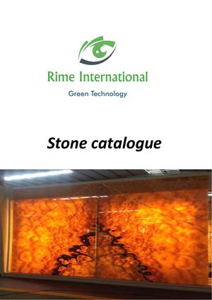 Stone Catalogue Rime