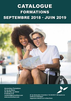 Programme Formations Accessitour 2018 2019