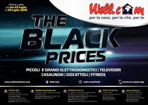 Wellcom Black Prices luglio 2018