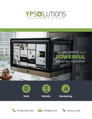 Develop a Website with YP Solutions Ltd
