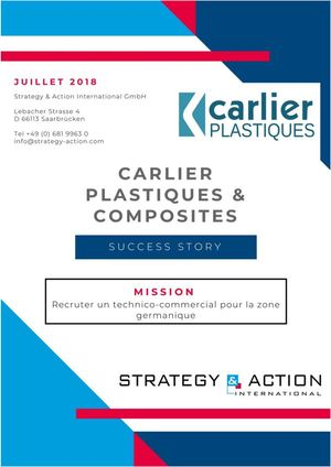 Success Story Carlier