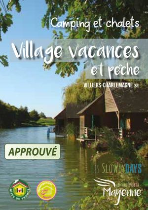 Brochure Camping Villiers-Charlemagne
