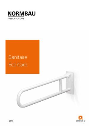 NORMBAU ECO CARE Catalogue 2018