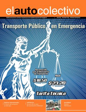 El AutoColectivo Edición N° 615