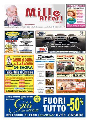 Calaméo - Milleaffari N° 31 del 01.08.18 edbcb31d71f