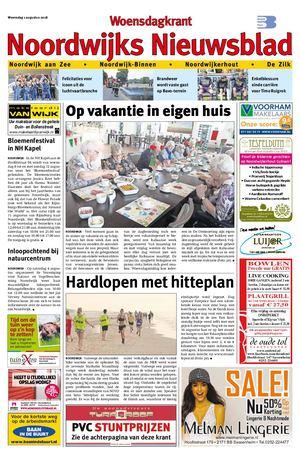 Tv Audio Meubel Lars.Calameo Noordwijks Nieuwsblad 01 08 2018