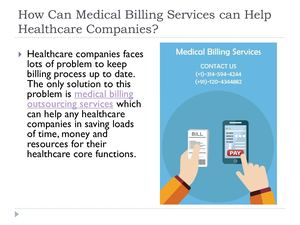 Medical Billing outsourcing Services | Medical Billing Services  at Low-Cost -  SSR TECHVISION