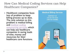 Medical Coding outsourcing Services | Medical Coding Services at Low-Cost- SSR TECHVISION