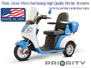 Think About When Purchasing High Quality Electric Scooters