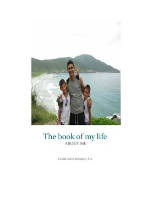 Daniel Castro The Book Of My Life 3