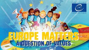 "Presentation of the game ""Europe Question Of Values"""