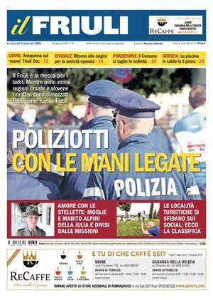Calaméo - Il Friuli N31 10082018 6c466e3f0066