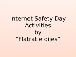 Internet Safety Day Activities