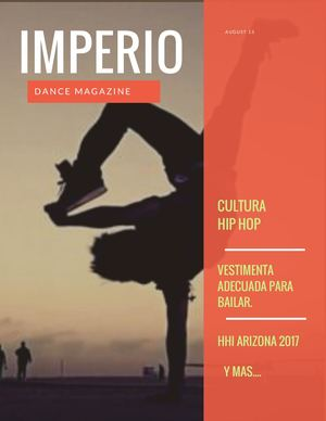 Imperio Dance Magazine
