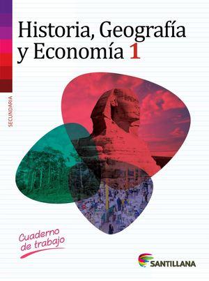 Calaméo - Santillana Cuaderno De Trabajo Historia