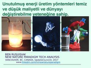 Calaméo - Unutulmuş enerji üretim yöntemleri temiz ve düşük