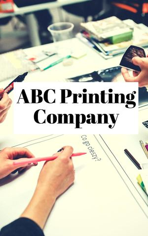 Top 6 Things To Look For When Choosing A Printing Company
