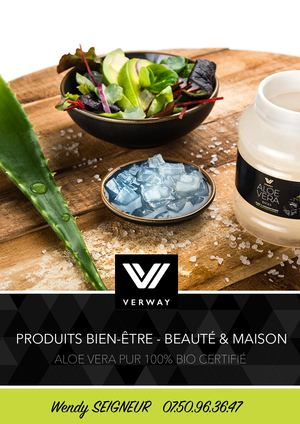 Catalogue Produits Verway Wendy Sansprix