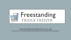Best Freestanding Fridge Freezer