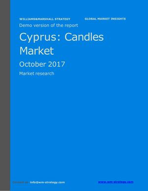 WMS Demo Cyprus Candles Market October 2017